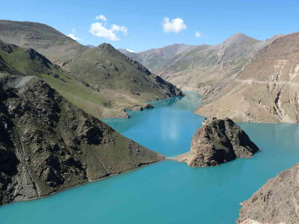 lake - Tibet