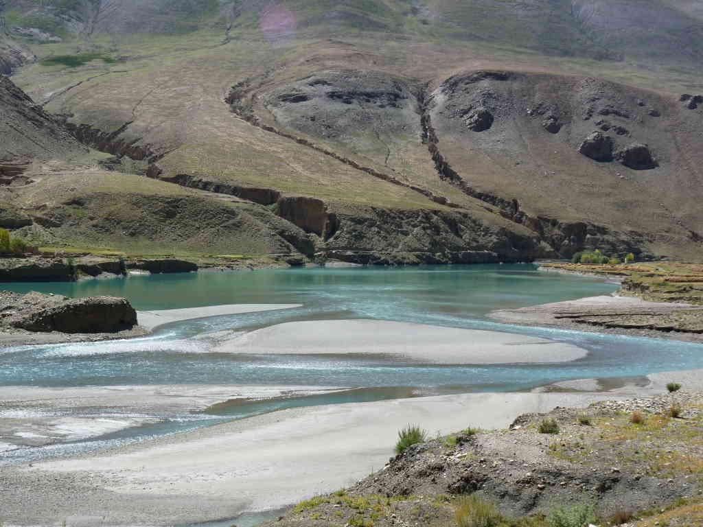 riverside Tibet